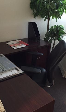 redlands office space